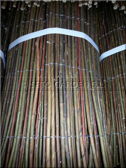 Venta brezo natural girona para vallas y ocultaciones - Setos para vallas ...
